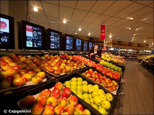Lineal frutas y verduras - Albert Heijn