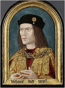 Earliest known portrait of Richard III