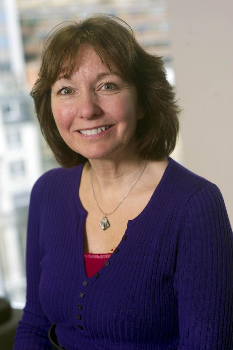 Ann Brown, Capgemini UK HR Director