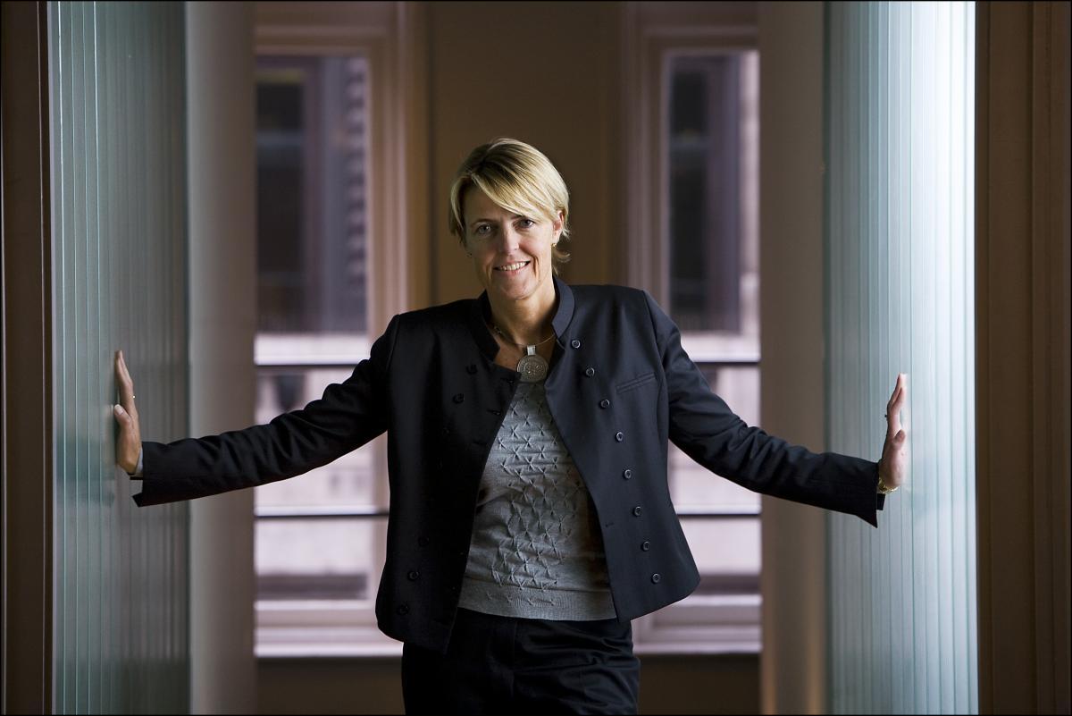 Christine Hodgson, Capgemini UK Executive Chairman
