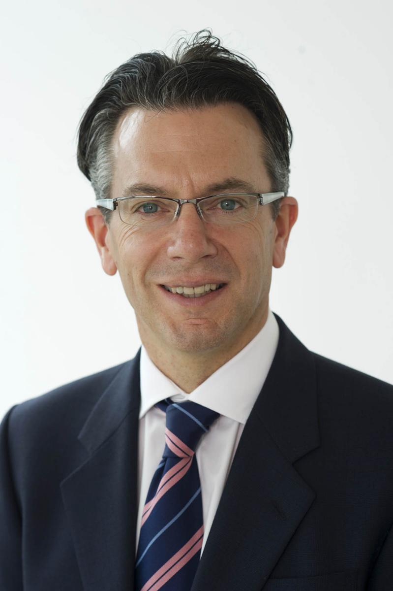 David Williams, UK CEO, Capgemini Consulting