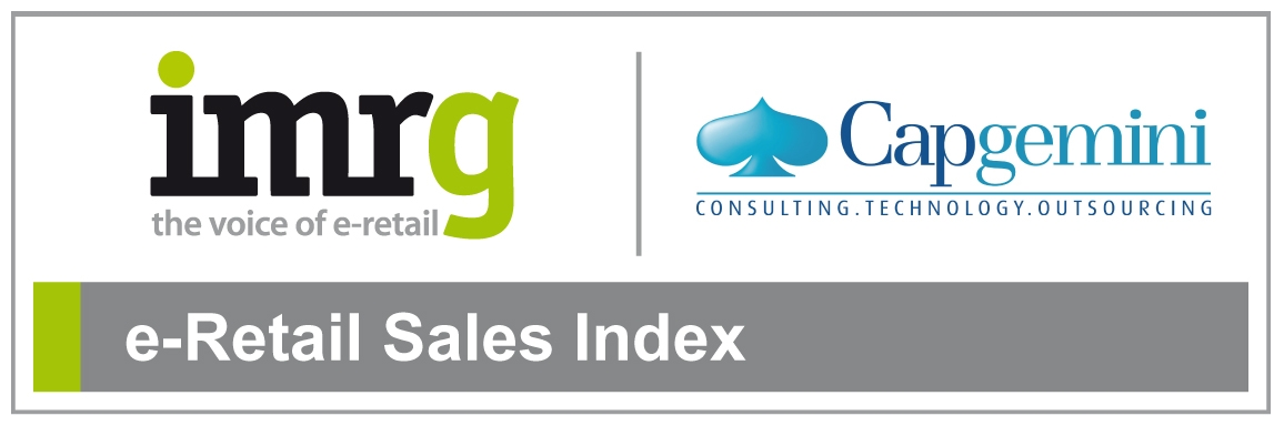 IMRG Capgemini e-Retail Sales Index logo