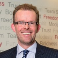 James Forrest, Head of Energy & Utilities at Capgemini