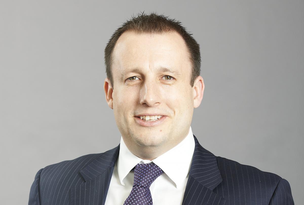 Nigel Walsh, Capgemini