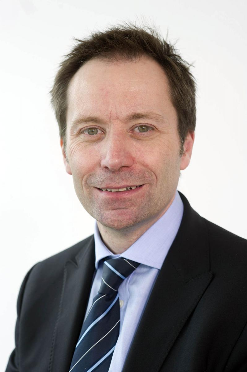 Paul Margetts, UK CEO, Capgemini Application Services