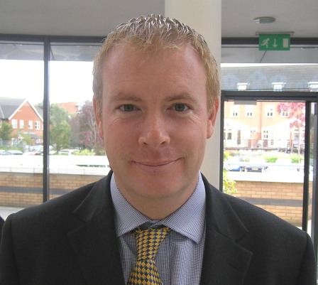 Simon Short, Capgemini UK CTO and Head of Digital Services