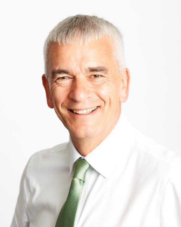 Tony Deans, Capgemini UK CFO