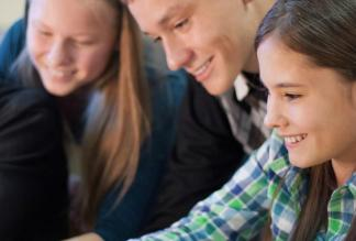 Changing young people's perceptions of the IT sector