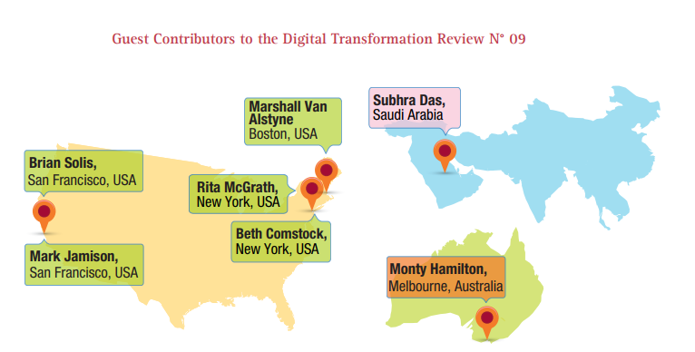Digital Transformation Review 9