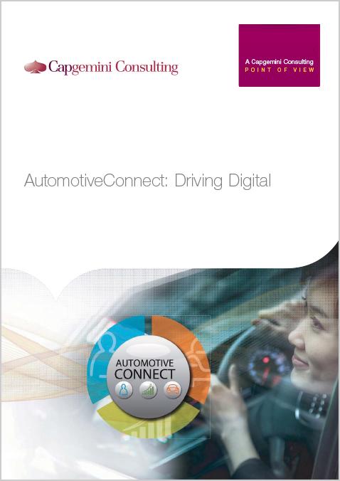 Automotive Connect: Driving Digital
