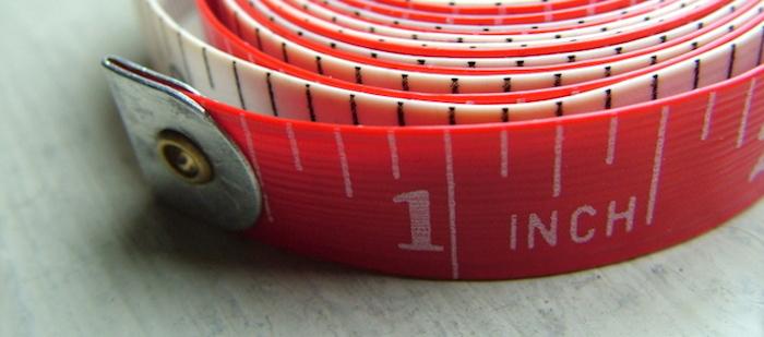 Measuring Tape By Sarah Klockars-Clauser